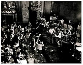 Allmans at Fillmore East